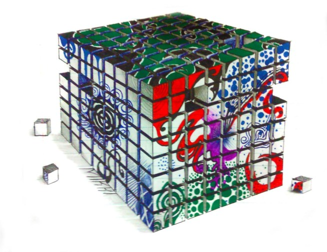 Karmaela Cubes For Juan