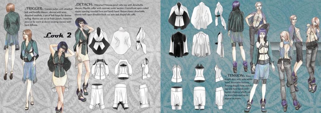 Alias Lookbook - 6 and 7 - Look 2