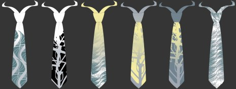 UTS Tie Design Collection