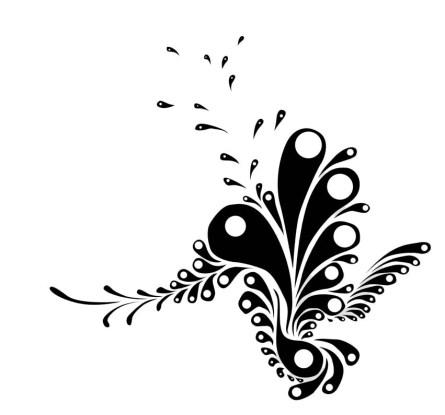 Karmaela Design: Droplet Logographics