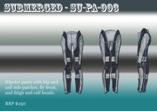 Submerged - Pants 2