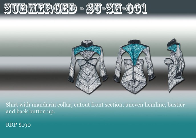 Submerged - Shirt 1
