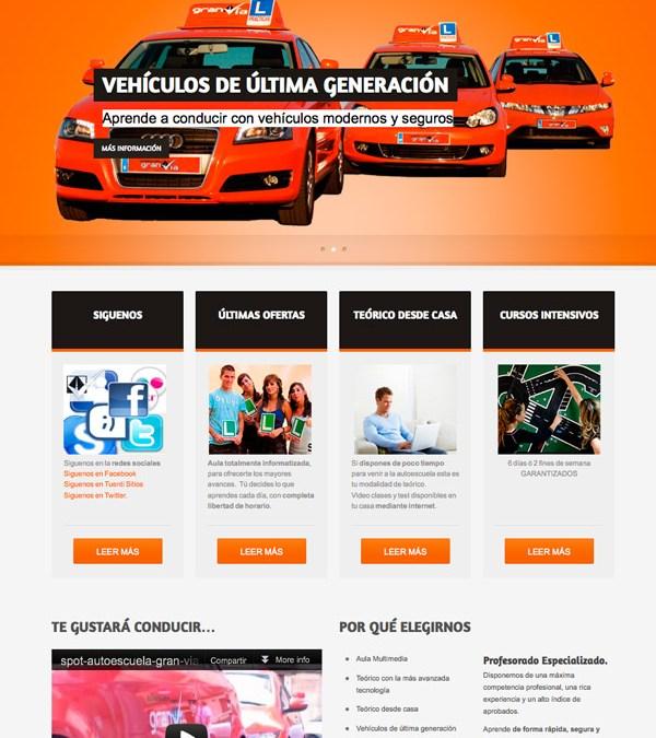 Autoescuela Gran Via