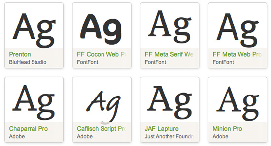 Diseno-Web-Webfonts