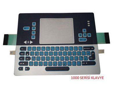 1000 serisi klavye