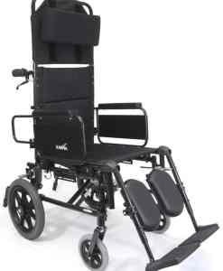 lightweight reclining wheelchair