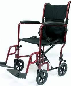 LT 2019BD2LG - lt-2000 transport wheelchair