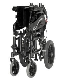 VIP515Folded - VIP-515 Tilt-in-space wheelchair
