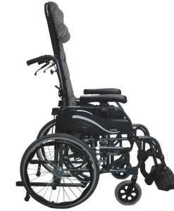 VIP515 Tilt-in-space wheelchair not tilted