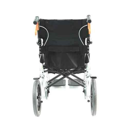 ergo lite wheelchair back view