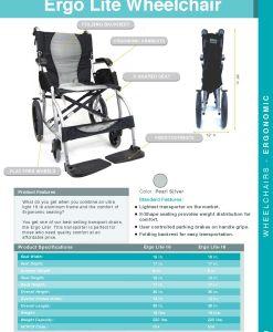 fullcatalog2013 ergolite ergo lite wheelchair