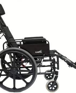 km5000f18 2xl lightweight reclining wheelchair