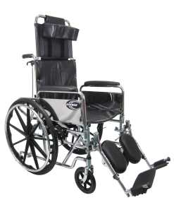 kn880 eclining wheelchair