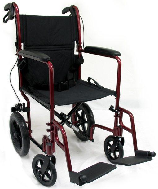 lt 1000hb bdxl - lt-1000 transport wheelchair