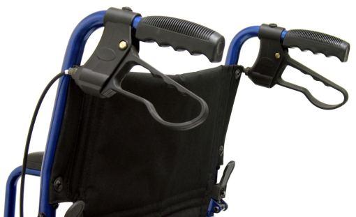 lt 1000hb brakexl lt-1000 transport wheelchair