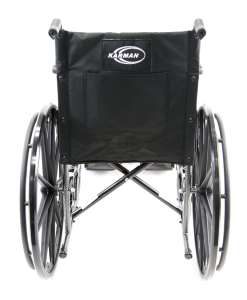 LT 800T manual wheelchair - back photo