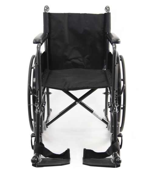 LT 800T manual wheelchair front photo