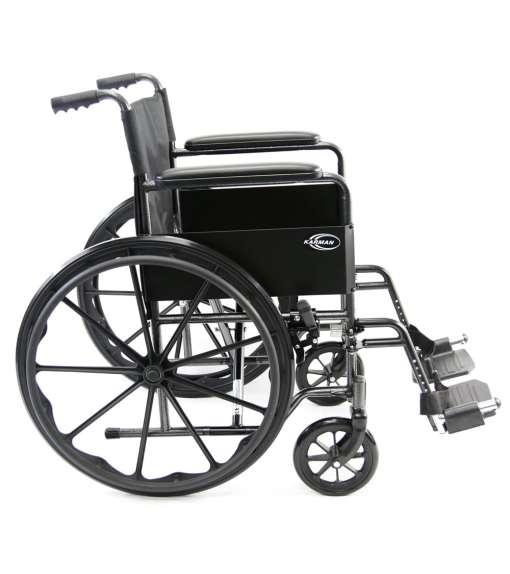LT 800T manual wheelchair - side photo