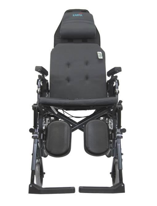 mvp502fld1xl - MVP-502 reclining wheelchair