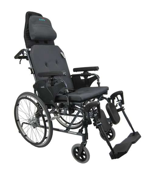 mvp502ms - MVP-502 reclining wheelchair