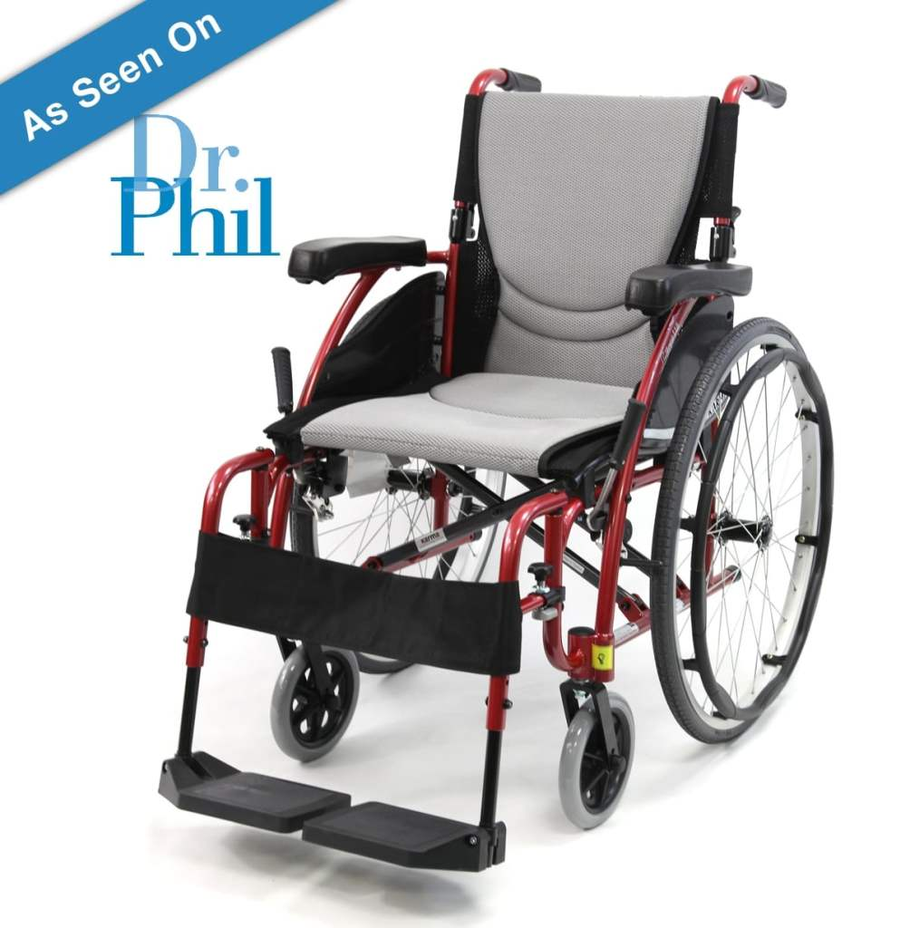 S-Ergo 115 Dr Phil wheelchair
