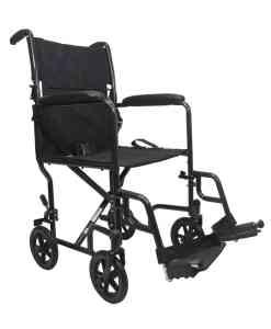 t-2000 transport wheelchair - main view