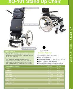 fullcatalog2013 xo101 - XO-101 standing wheelchair