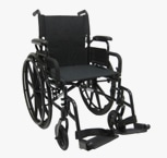 Become Independent - Movable Standing Wheelchair