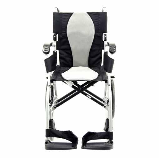 ergo flight tp wheelchair front view