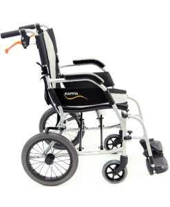 ergo flight tp wheelchair side view
