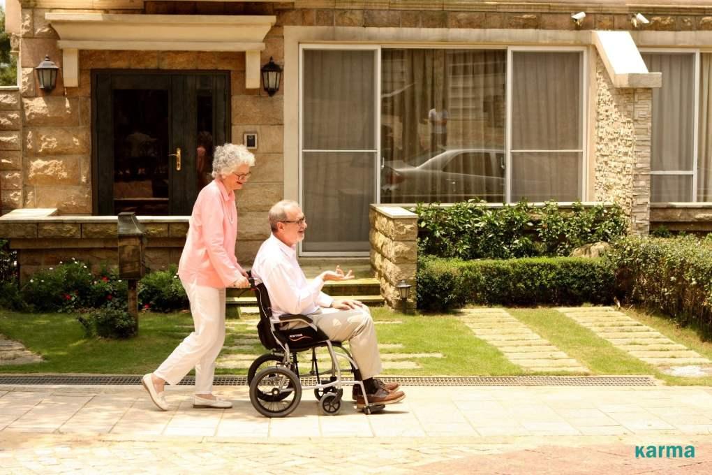 ergo flight wheelchair