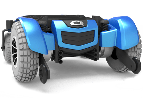 front wheel drive power wheelchair