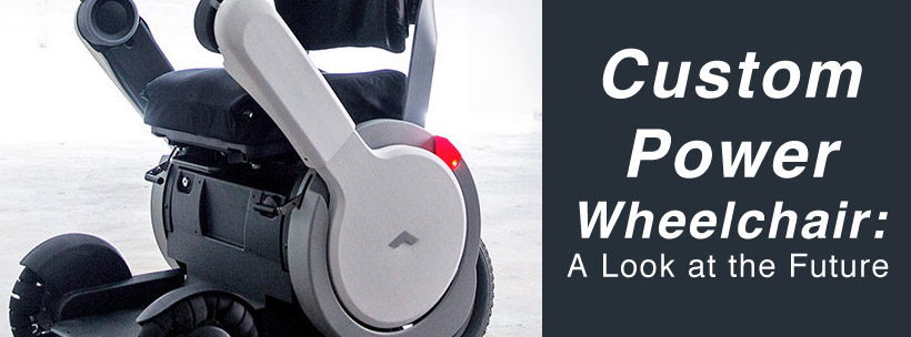 Custom Power Wheelchair: A Look at the Future