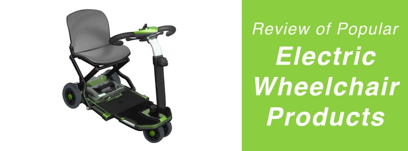 Review of Popular Electric Wheelchair Products