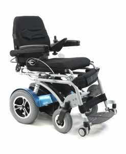 "XO-202 Junior 14"" Seat Standing Power Assist Wheelchair - XO-202 power standing wheelchair"