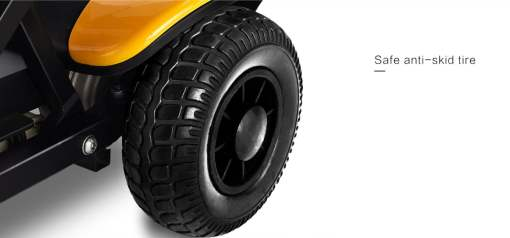 volare foldable power scooter tires