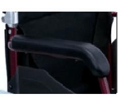 LT-980-Reclining-Wheelchair Armpads
