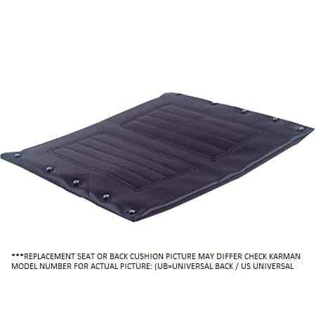 universal seat and back replacement parts