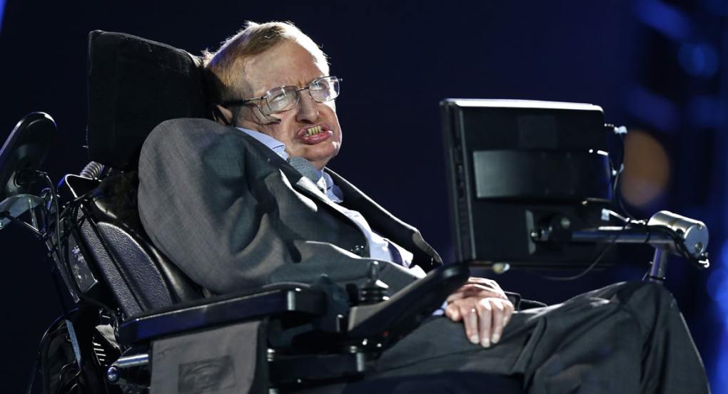Stephen Hawing wheelchair