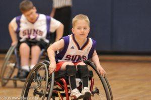 basketball wheelchair activities