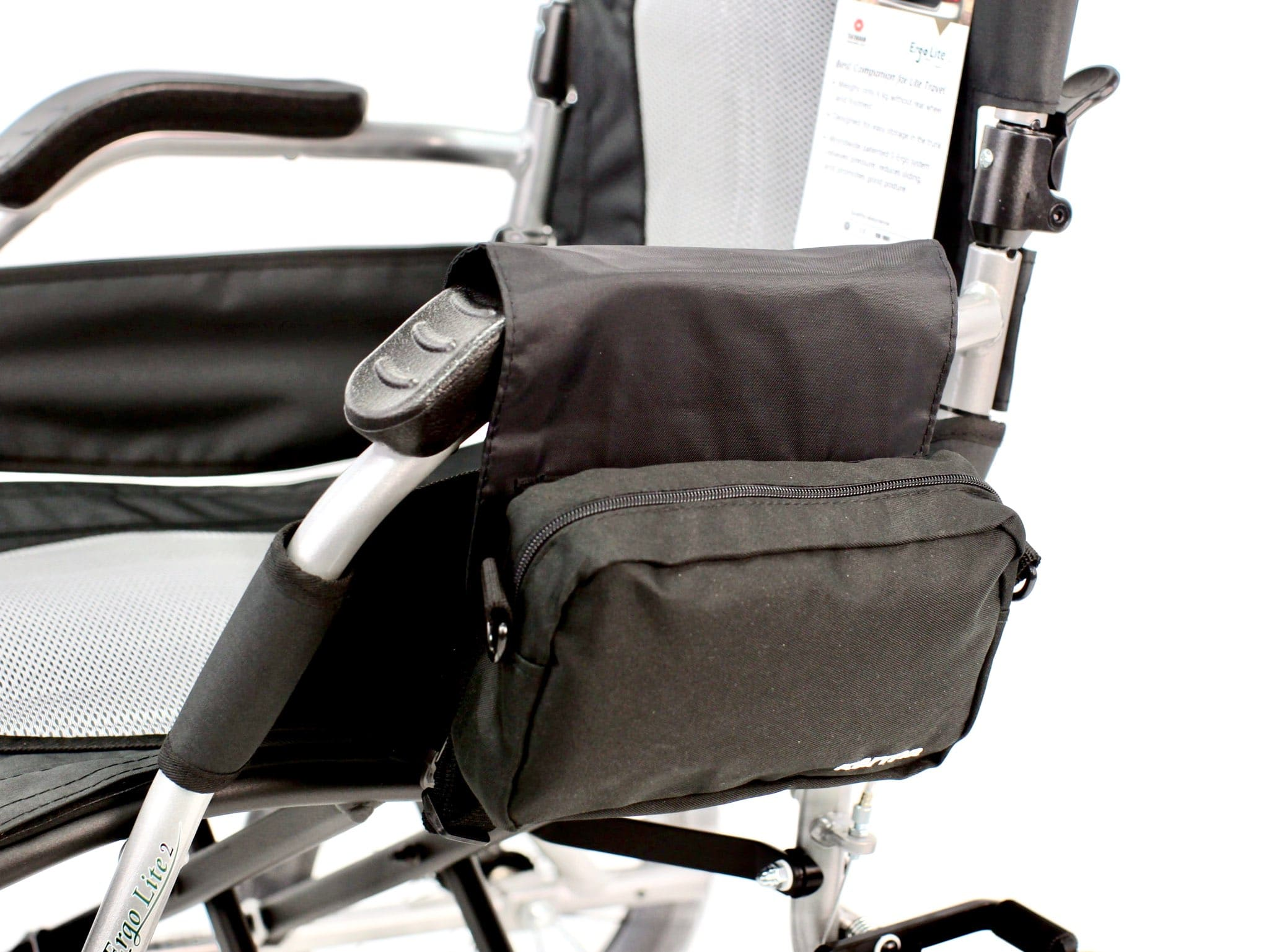 CP22 LUX.2 2 Wheelchair Carry pouch