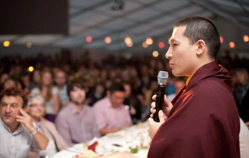 17th Karmapa's vision of peace