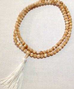 Prayer Mala Mother of Pearl