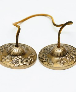 Buddhist Cymbal or Tingsha