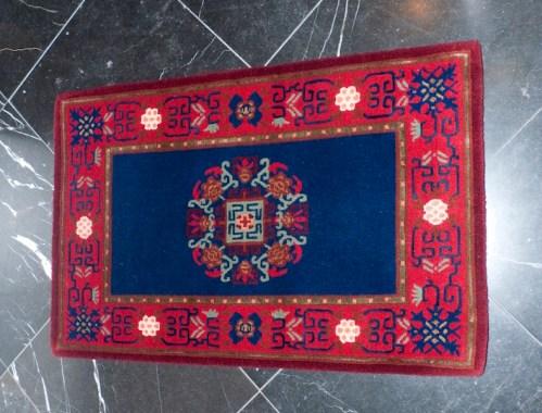 tibetan rug | tibetischer Teppich
