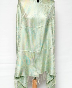 Soft Super Silk Pastel Green