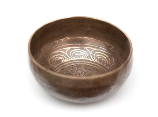Singing Bowl Buddha Eye