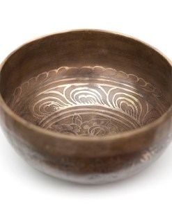 Singing Bowl Buddha Eye