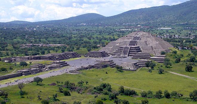 Escursione a Teotihuacan e Basilica di Guadalupe