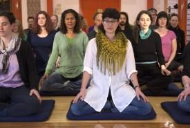 MSR Meditators - Sabina